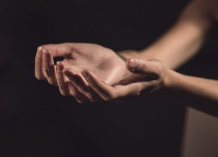 Hand in Forgiveness